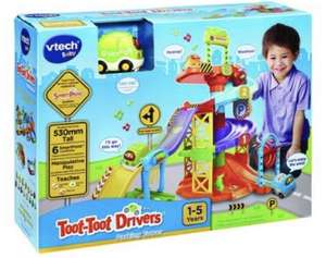 Vtech Toot toot parking garage £26.65 Prime (£31.14 Non-Prime)