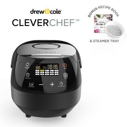 CleverChef Intelligent Digital Multicooker £63.99 @ Highstreettv