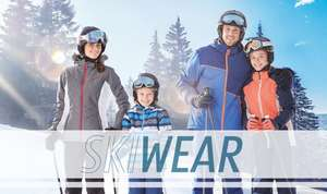 Aldi Skiwear Now Available In-Store (Full adult ski outfit for £58.94)