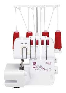 Brother M343D Overlocker White, £147.99 Delivered @ Amazon