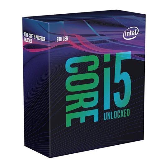 Intel Core i5 9600k - £253.46 Delivered @ Scan