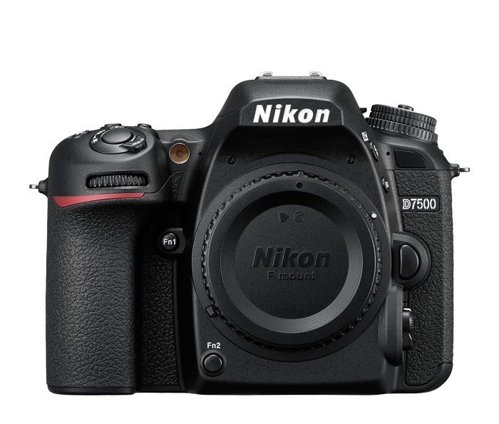 Nikon D7500 Body £949 (£764 after Nikon Cashback) @ Camera World