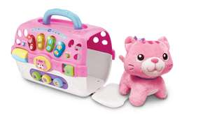 Vtech cosy kitten carrier £14.29 Prime / £18.78 Non Prime @ Amazon