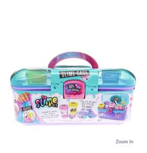 So Slime DIY Rainbow Slime Case £10 at Claire's with code free click and collect