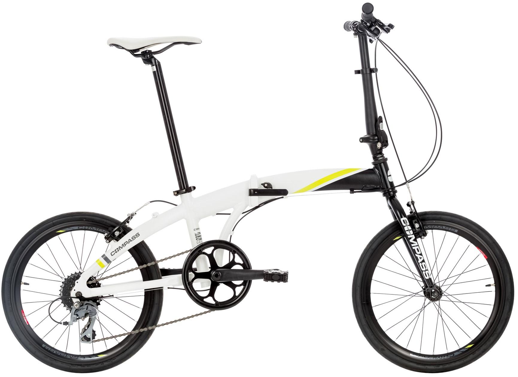 Compass Fast Forward Folding Bike £239.20 @ Go Outdoors