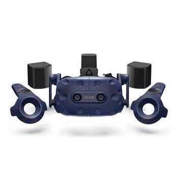 HTC Vive Pro VR Virtual Reality Headset 2018/v2 Full Kit £1098.98 @ Scan