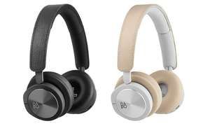 Bang & Olufsen H8i wireless Bluetooth, noise cancellation headphones. £230 - groupon