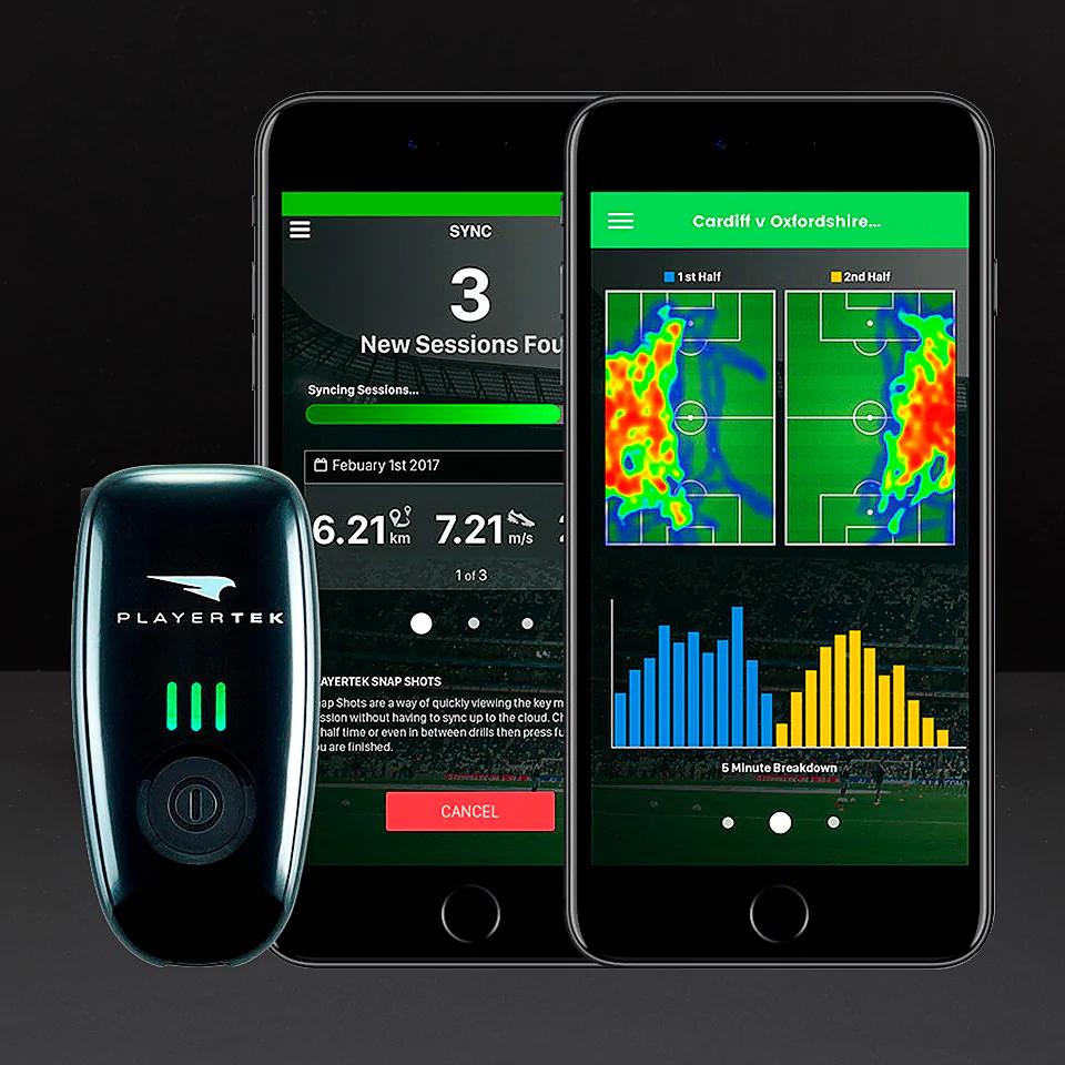 Playertek GPS sports starter kit £100 @ Po-direct soccer