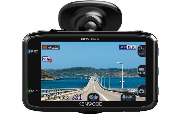 Kenwood DRV-830 Dash Cam - £89 @ Halfords
