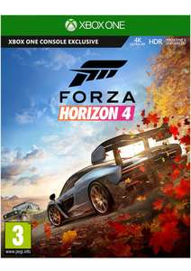 Forza Horizon 4 Xbox One £24.85 delivered @ Simply Games