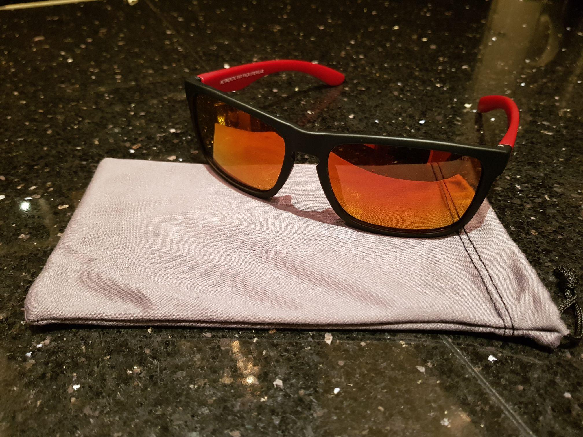 Fatface Mirrored Sunglasses £9 instore