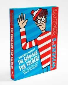 Where's Wally? The Fabulous Fun Folder! 3 Classic Books and Poster - £6 @ WHSmith