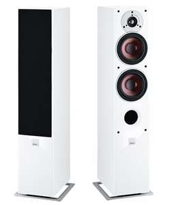 DALI Zenzor 5 Floorstanding Speakers In Black, Walnut, White £379 @ hifonix