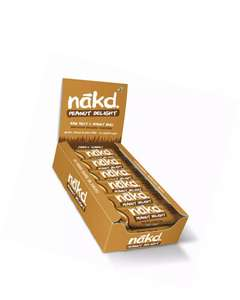 Trek / Nakd Bars save 1/3 with free delivery eg 18 bars £9.32 delivered @ NATURAL BALANCE FOODS
