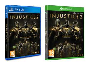 Injustice 2 Legendary Edition ( PS4 / Xbox One ) £16.50 delivered @ Coolshop