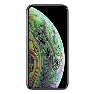 IPHONE XS 64GB £37 80GB DATA VODAFONE 4G £119.99 HANDSET COST! £1007.99 @ Buy Mobiles