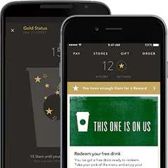 Download Reading Oracle Plus app, get any free tall hot drink at Starbucks there + Cadbury advent calendar