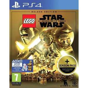 Lego Star Wars Force Awakens Deluxe Ed. PS4. Now £14.50 Brand New and Delivered at Coolshop.