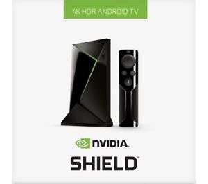 NVIDIA SHIELD 4K Media Streaming Device - 16 GB + Remote £129.99 at Currys/PC World eBay