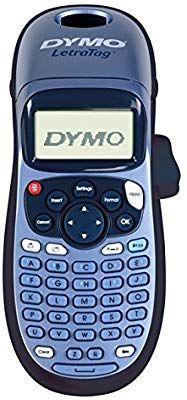 Label printer. Dymo S0883980 LetraTag LT-100H £16.09 (Prime) / £20.58 (non Prime) at Amazon - very good reviews