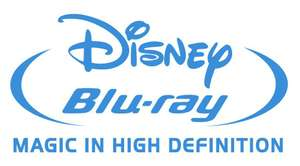 Disney Blu-Ray's from £6.99 - £14.99  + EXTRA 15% OFF + 99p Delivery @ Zavvi