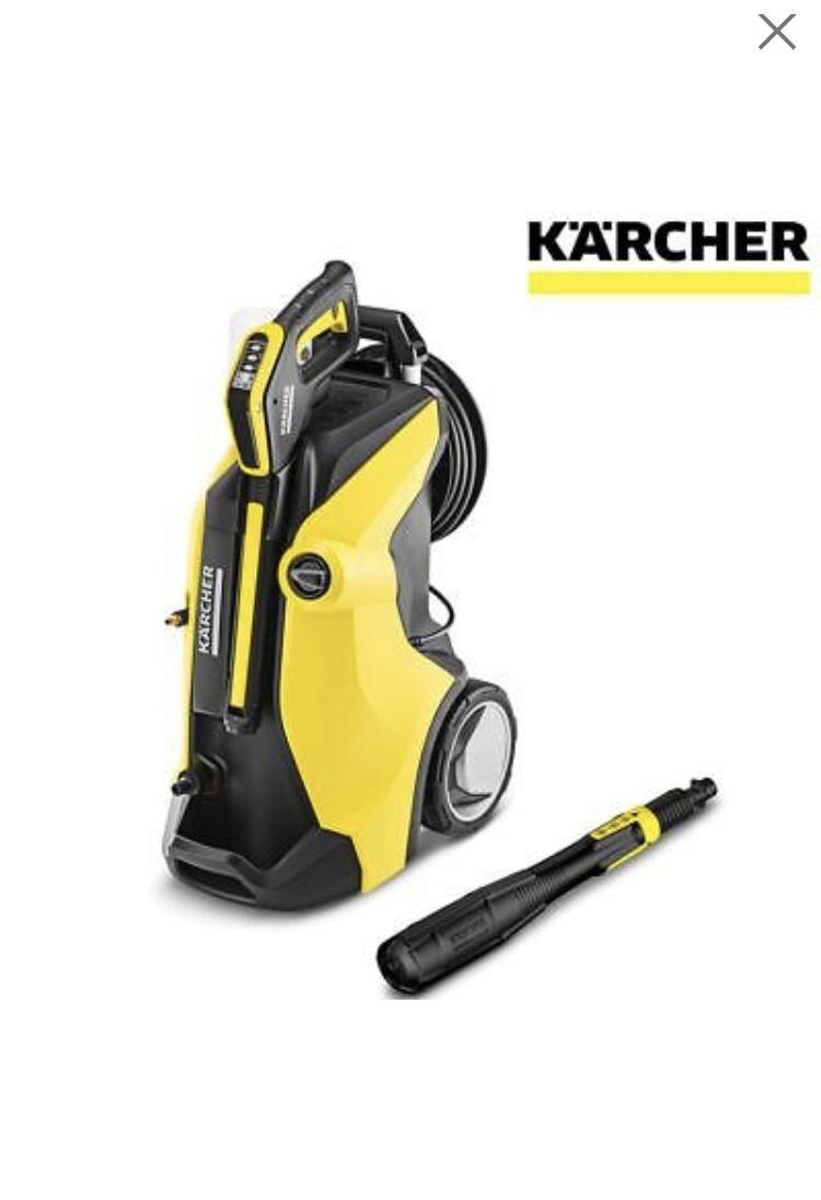 Karcher K7 Premium Full Control Plus Pressure Washer 2800W £249.99 @ eBay /  primeretailing