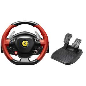 Thrustmaster Ferrari Spider wheel for xbox one. £59.99 @ smyths