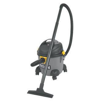 Titan 1300W 16Ltr Wet & Dry Vacuum Cleaner + 2 year guarantee £34.99 @ Screwfix