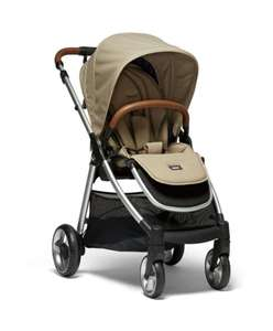 mamas papas flip xt compact folding pushchair 239 plus free