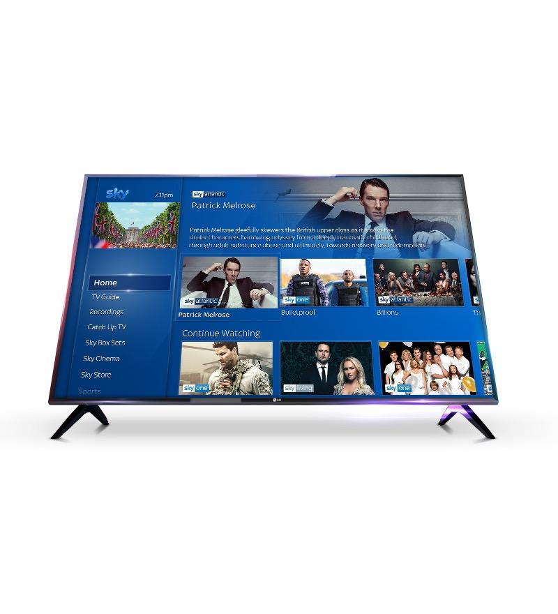 "LG 43"" UHD 4K HDR TV (2018 Model) - 43UK6300PLB - £399 at Sky Accessories"