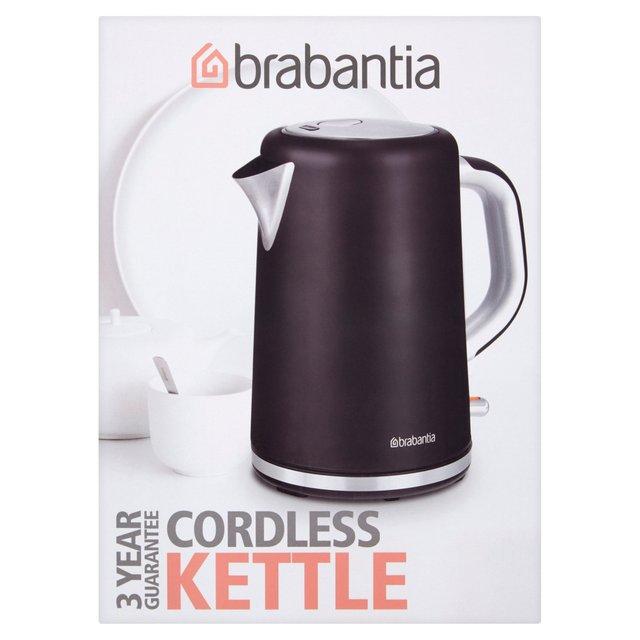 Brabantia Black Kettle 1.7L £10 or  Brabantia Black 2 Slice Toaster £10 @ Morrisons
