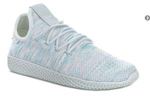 Adidas originals pharrell Williams tennis shoes £34.99 / £38.94 non prime @ Get the label