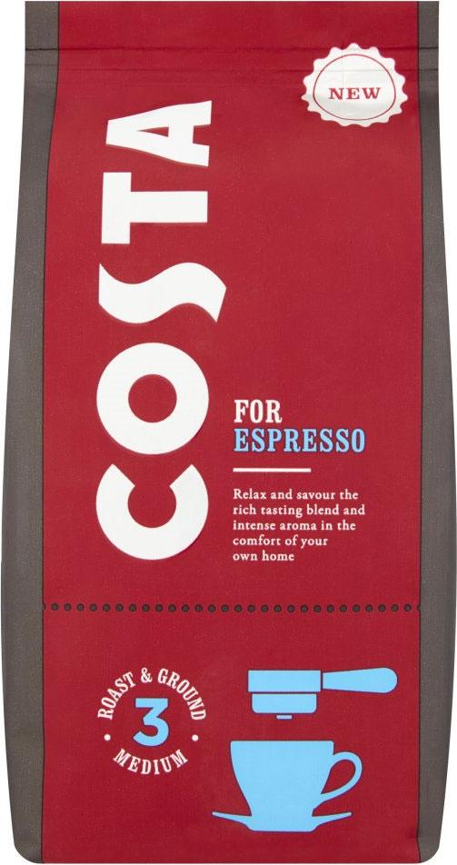 Costa for espresso 200g - £1.49 at B&M instore
