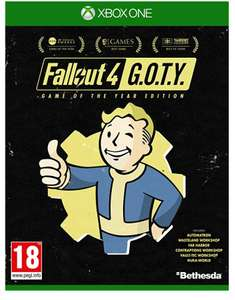 Fallout 4 GOTY (Xbox One) for £14.99 Prime/£19.48 Non, Delivered (See OP) @ Amazon UK