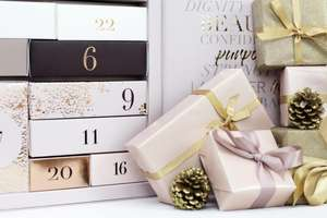 Glossy Box Advent Calendar £65 for New Customer with Code Flash Sale