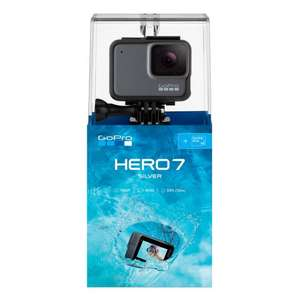GoPro Hero7 Silver 4K Ultra HD Action Camera + Free 32GB Micro SD Card (365day Returns) - £208.5 Delivered @ TweeksCycles