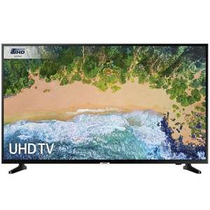 Samsung 50 inch UE50NU7020 4K UHD TV £369 delivered @ AO / eBay