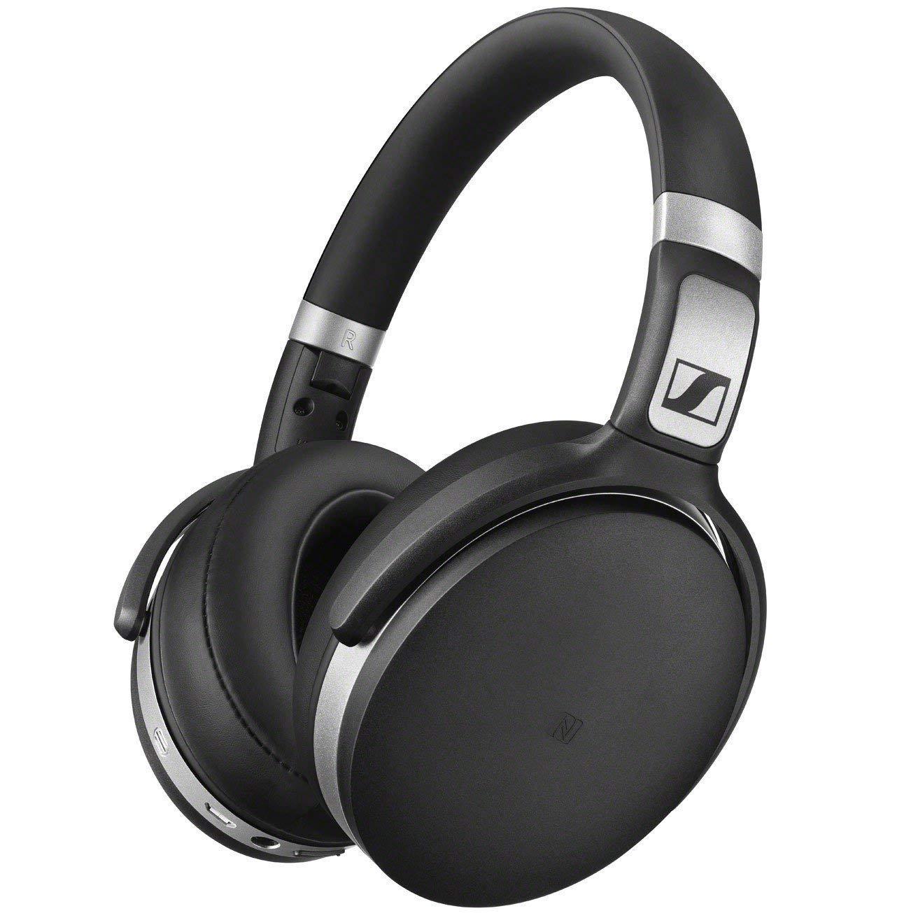 Sennheiser HD 4.50 BTNC, Over-Ear Wireless Headphone with Active Noise Cancellation - Black, £89.99 at amazon