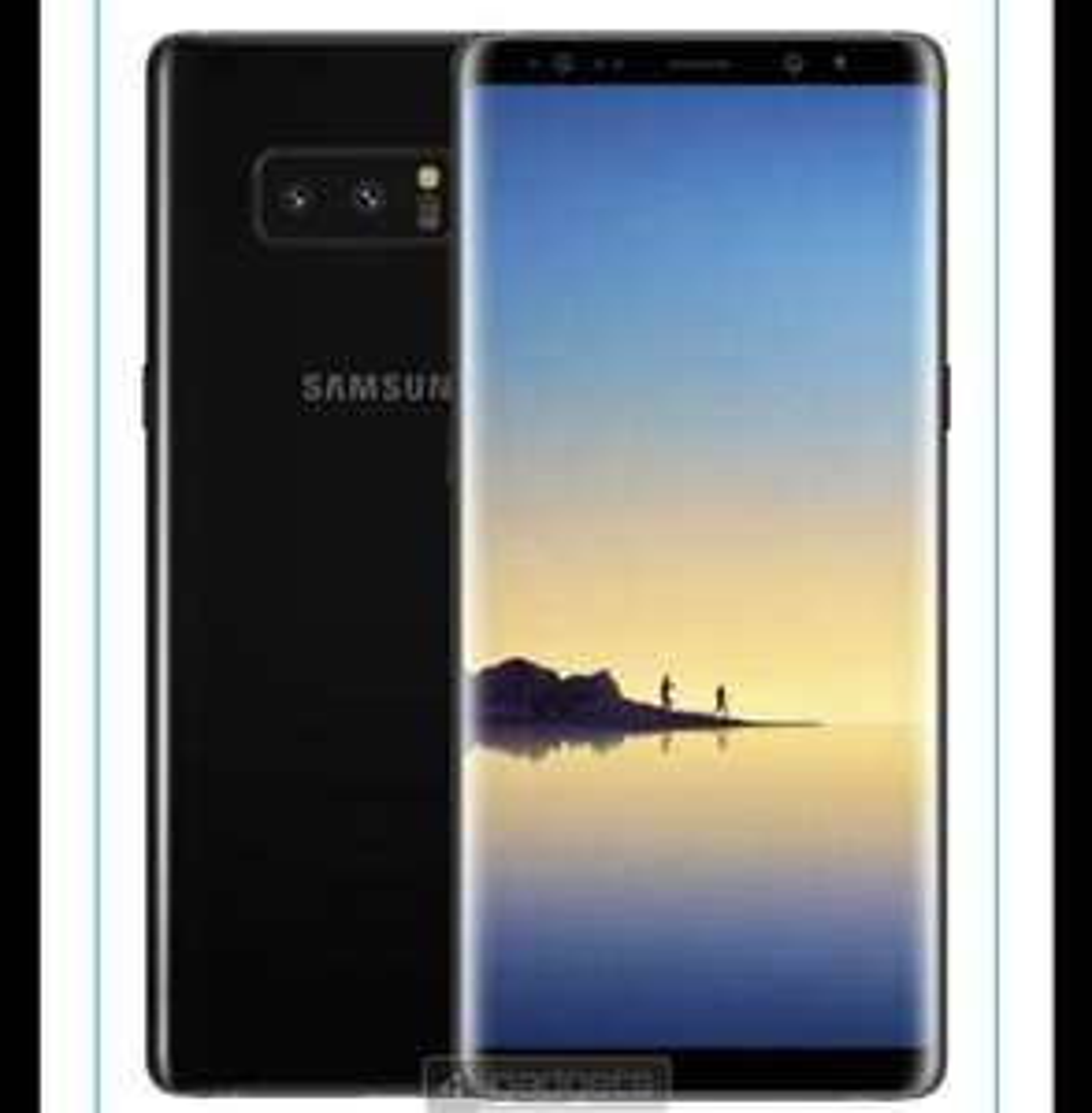 Samsung Galaxy Note 8 *Gold* 64GB Refurb Good - £319.99 + Half Price Smartwatch (s3 frontier £75 - more examples below) @ 4Gadgets