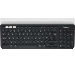 LOGITECH K780 Multi-Device Wireless Keyboard, £38.99 at currys