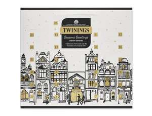 30% off Twinings Advent Calendar - was £21.99 Now £15.39. Free delivery over £35