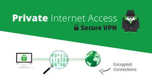 Private Internet Access VPN 1 year Deal £15.78 (Approx) ($20.27) VPN with Code on StackSocial