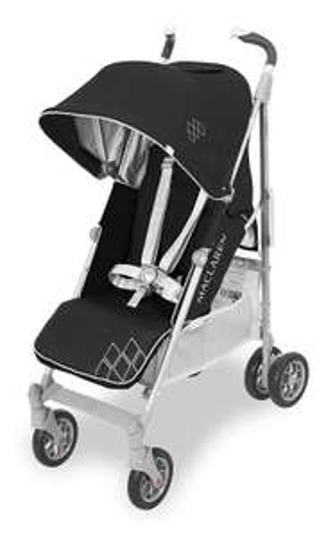 Maclaren Techno XT Black/Silver Pushchair @ Amazon for £185.20