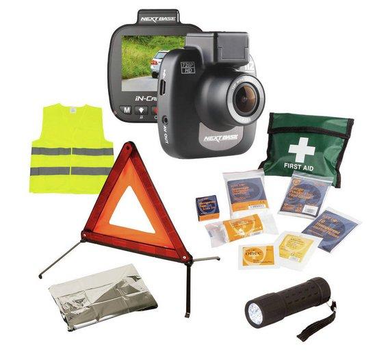 Nextbase 112 Dash Cam and Emergency Car Kit £39.99 @ Argos