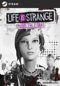 LIFE IS STRANGE: BEFORE THE STORM [STEAM DOWNLOAD] £4.20 @ SQUARE ENIX WEBSITE