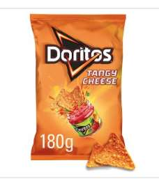 Doritos 4 for £3 online and in-store Iceland