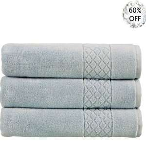 Up to 60% Off selected products plus an extra 20% off with code (Bath Towels from £7.68) Free Del over £30 @ Christy Towels