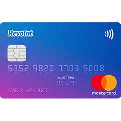 Free Physical Revolut Card (Normally £4.99)