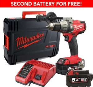 Milwaukee M18FPD-502X from SGS £251.99 @ SGS
