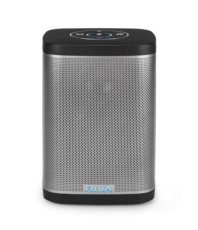 pre-release Riva Concert with Alexa Built-in - Compact Wireless Smart Speaker (Black) £169 @ Amazon